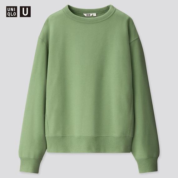 ワイドフィットスウェットシャツ(長袖)
