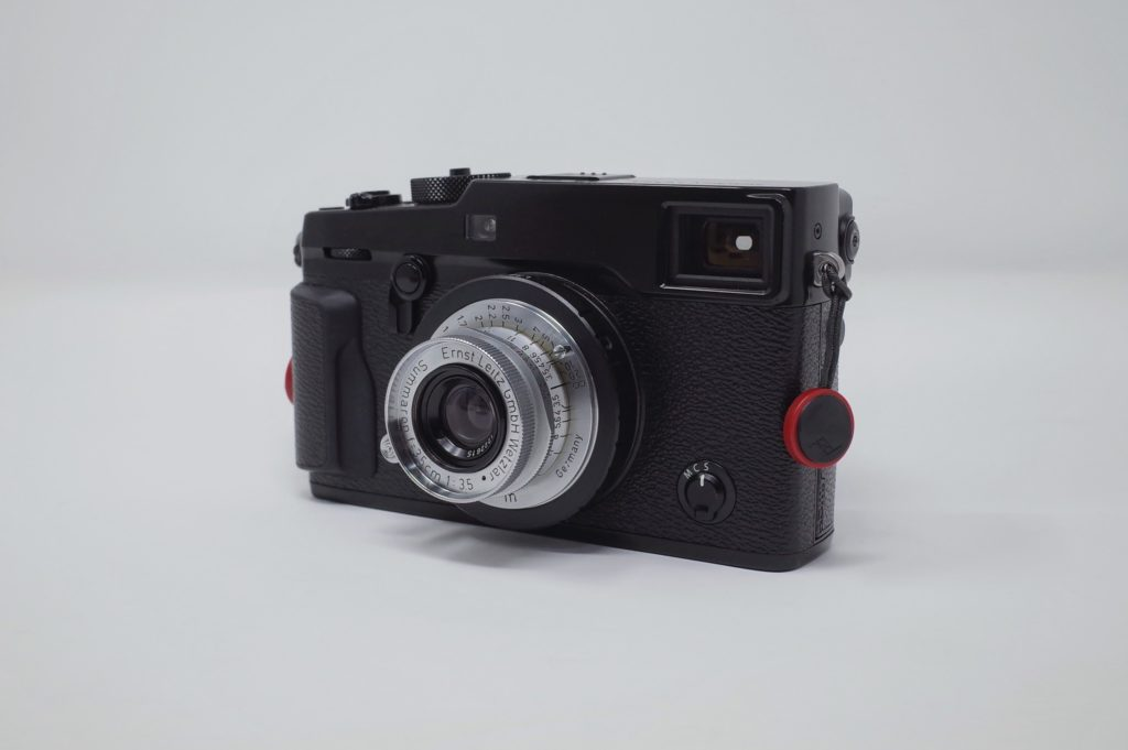 FUJIFILM X-Pro2 + Leica Summaron 3.5cm F3.5