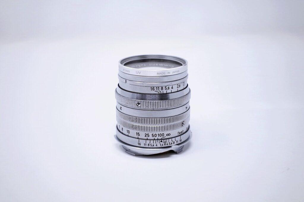 Leica Summarit 5.cm F1.5