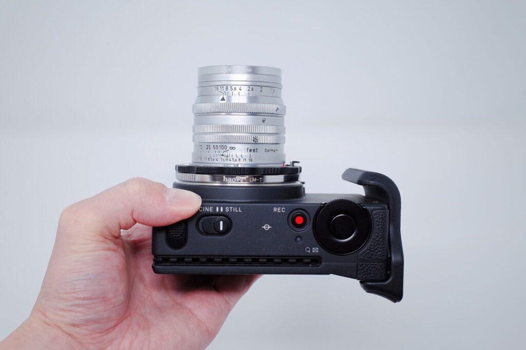 SIGMA fp + Leica Summarit 5cm F1.5